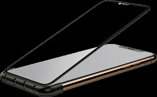 Установка защитного стекла на Xiaomi Redmi 8A