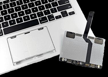 Замена тачпада в ноутбуке Xiaomi Mi Notebook Pro 15.6